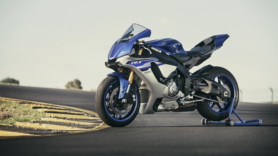 2016 Yamaha R1