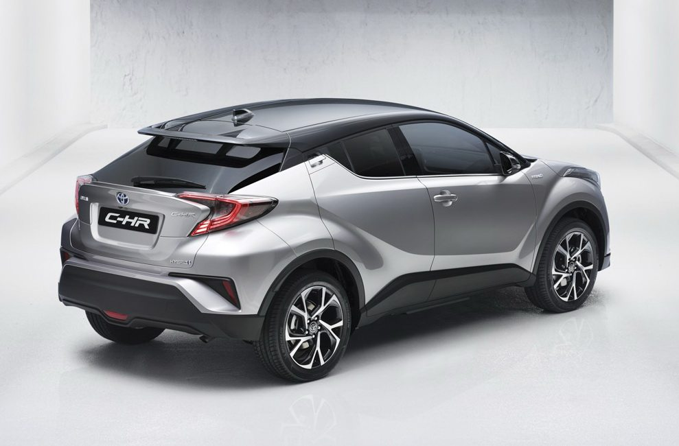 2017 Toyota C Hr 1