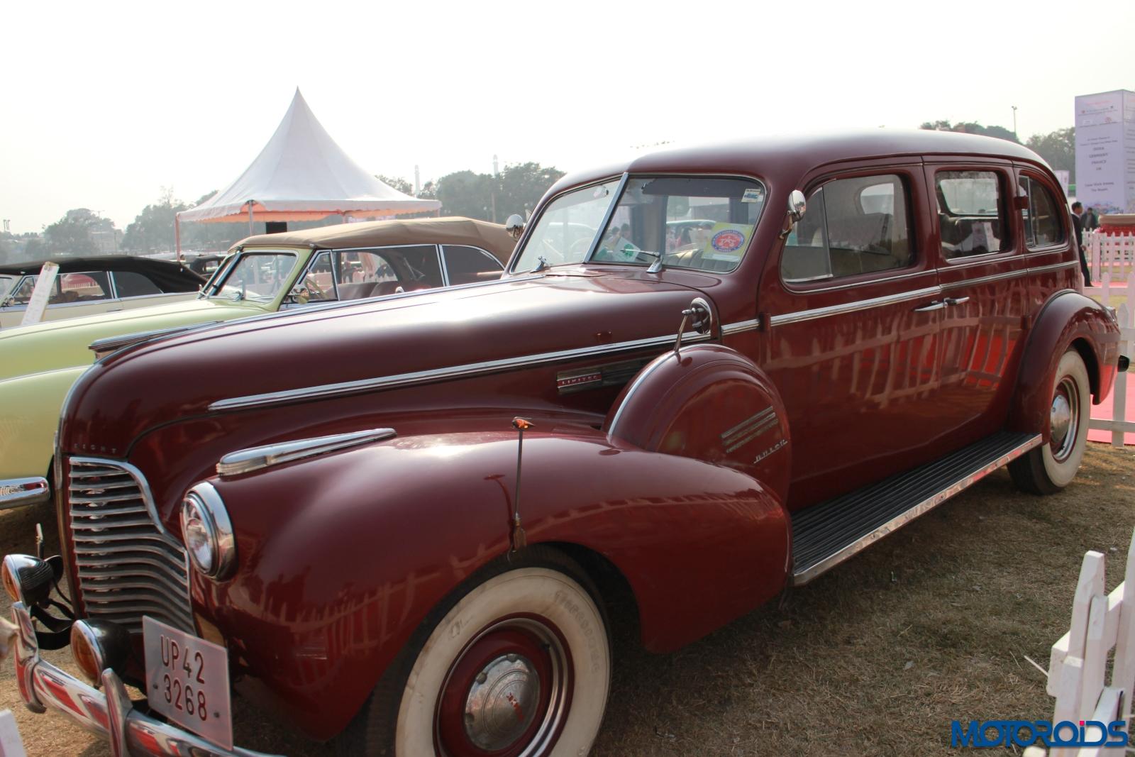 Mark Of Elegance Limo >> 21 Gun Salute International Vintage Car Rally 2016 revisited bygone era with class | Motoroids