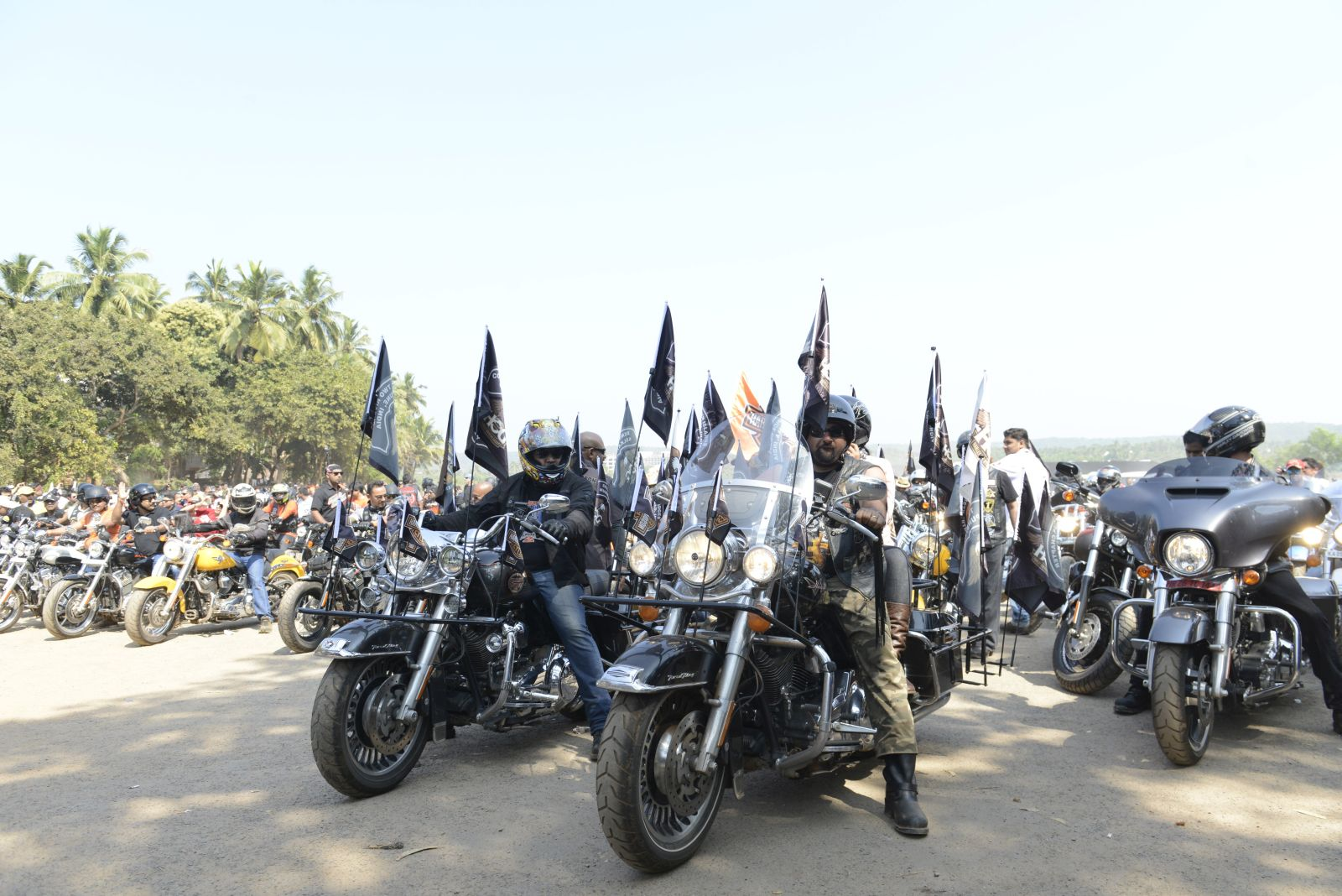 4th India HOG Rally - Goa (2)