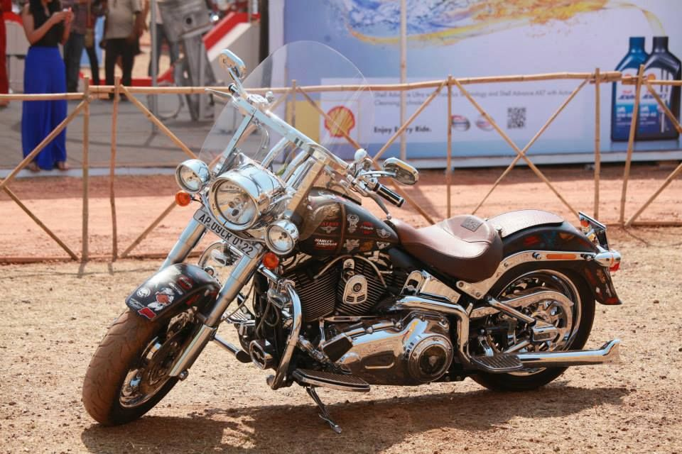 4th India HOG Rally - Goa (3)