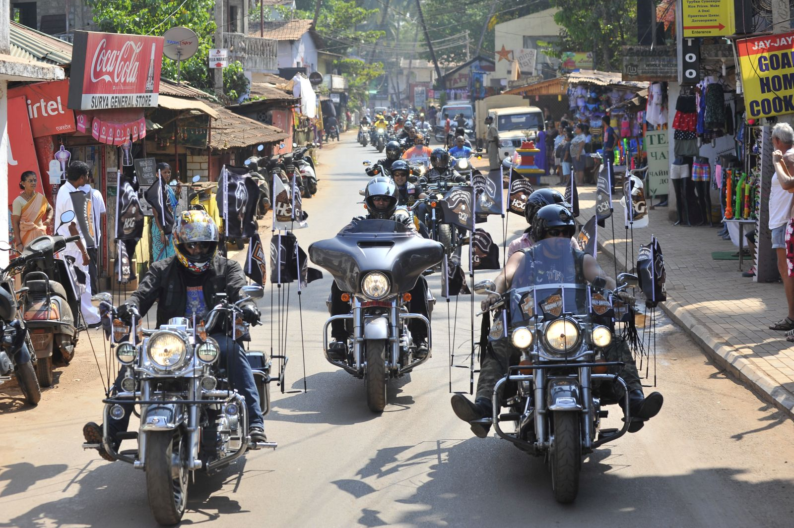 4th India HOG Rally - Goa (5)