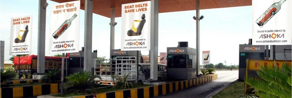Ashoka Buildcon Road Safety Campaign