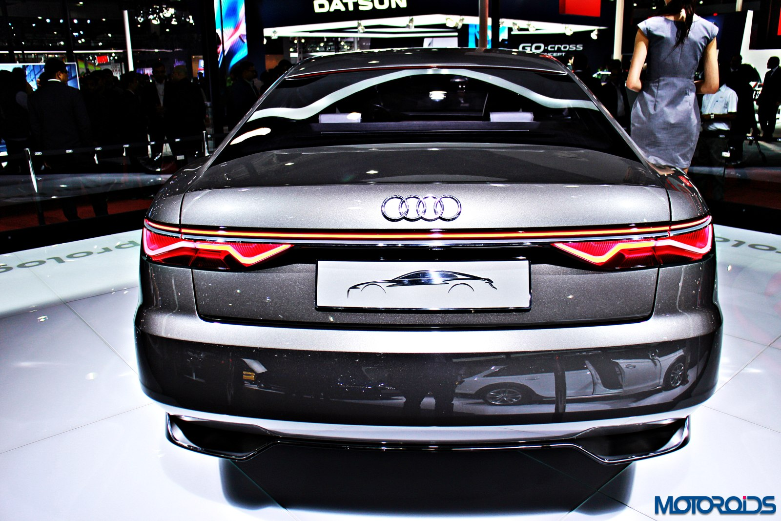 Audi Prologue concept Auto Expo 2016 (14)