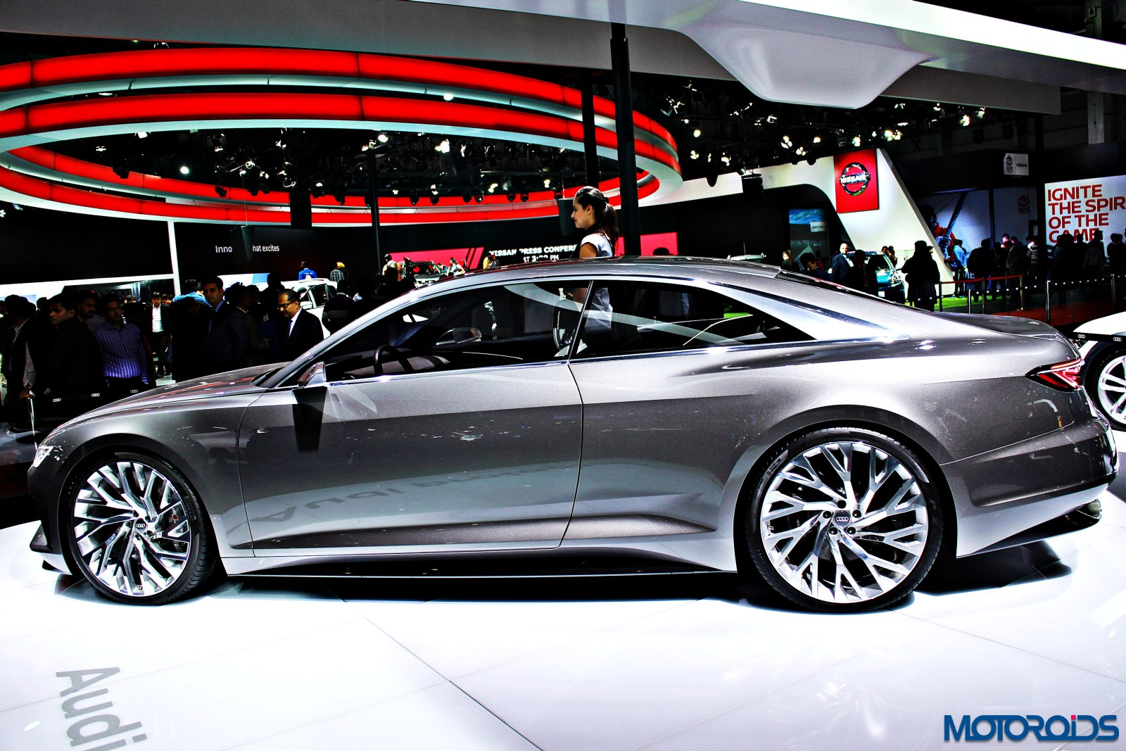 Audi Prologue concept Auto Expo 2016 (18)