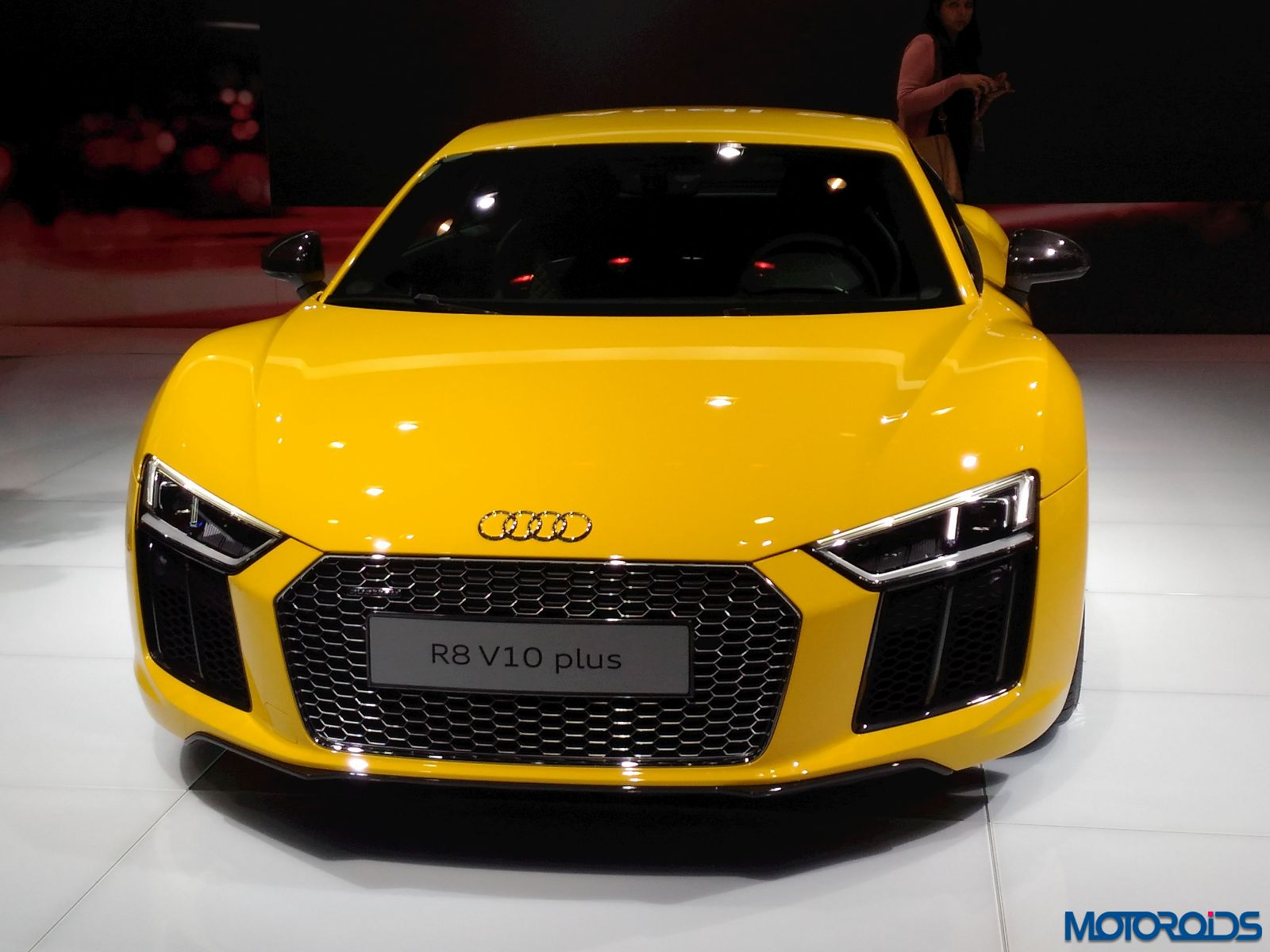 Allnew Audi R V Launched In India Prices Start At INR - Audi car r8 price in india