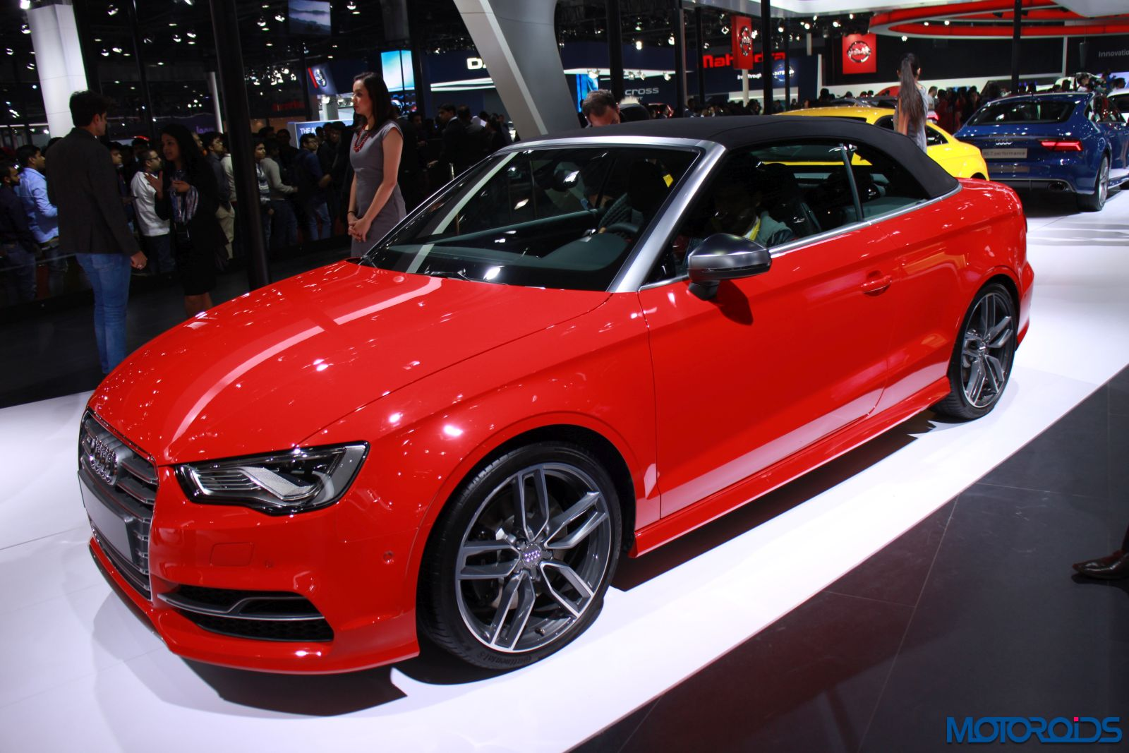 Audi S3 cabriolet (3)