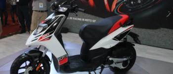 Auto Expo 2016 Aprilia SR 150 (1)