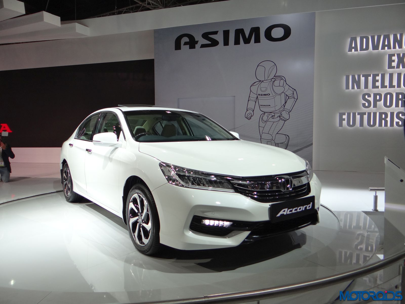 Auto Expo 2016 Honda Accord (4)