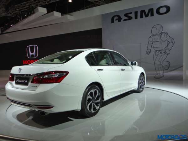 Auto Expo 2016 Honda Accord (6)