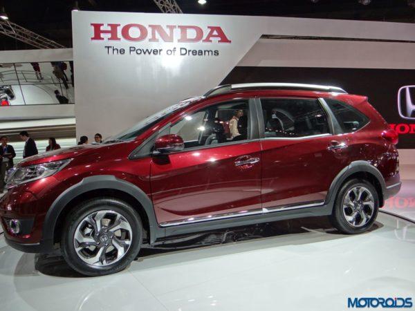 Auto Expo 2016 Honda BRV (4)