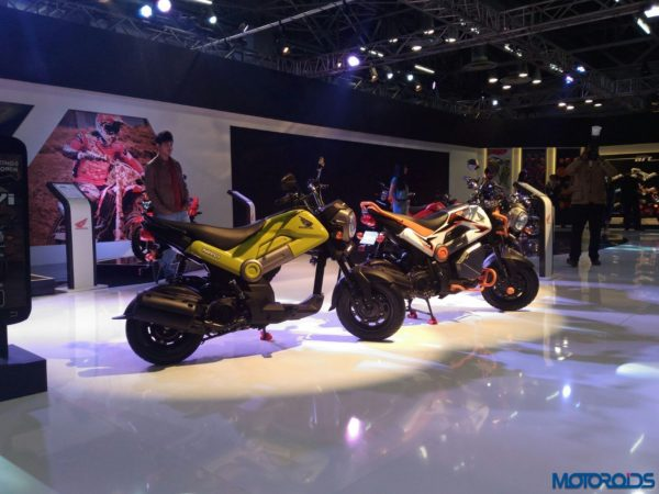 Auto Expo 2016 Honda Navi (2)