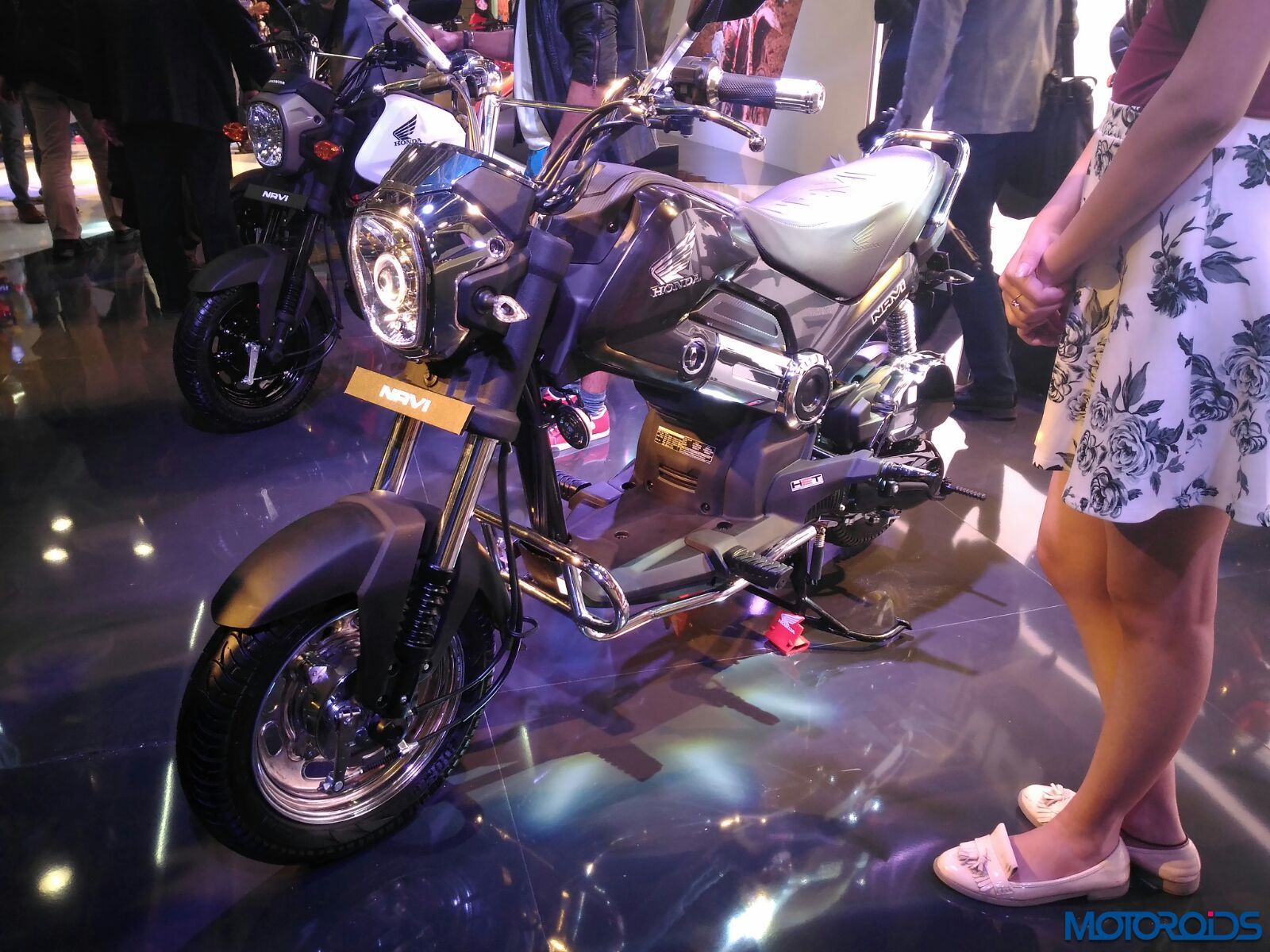 2016 Auto Expo: Honda Navi Launched In India