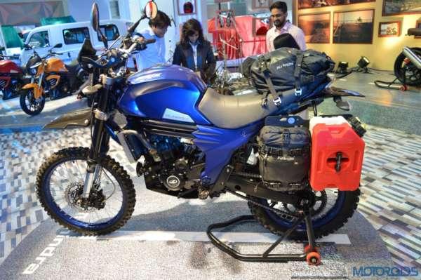 Auto Expo 2016 Mahindra Mojo Scrambler and Adventure Concept (15)