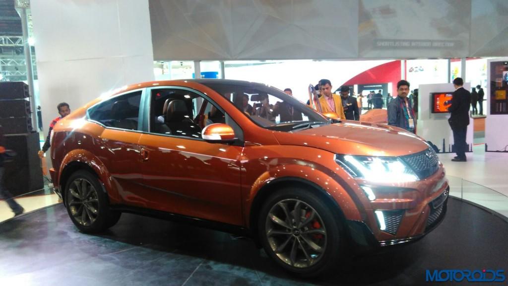 Auto Expo 2016 Mahindra XUV Aero (3)
