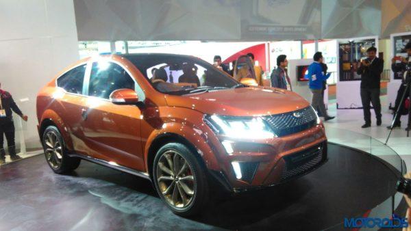 Auto Expo 2016 Mahindra XUV Aero (8)