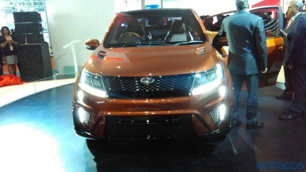 Auto Expo 2016 Mahindra XUV Aero Concept (1)