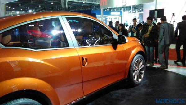 Auto Expo 2016 Mahindra XUV Aero Concept (2)