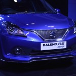 Auto Expo 2016 Maruti Baleno RS 1 1 150x150 Auto Expo 2016: Concept Baleno RS with 1.0L Boosterjet engine shows up