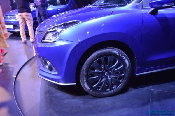 Auto Expo 2016 Maruti Baleno RS (2)