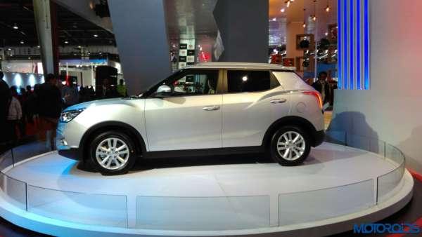 Auto Expo 2016 Ssangyong Tivoli (3)