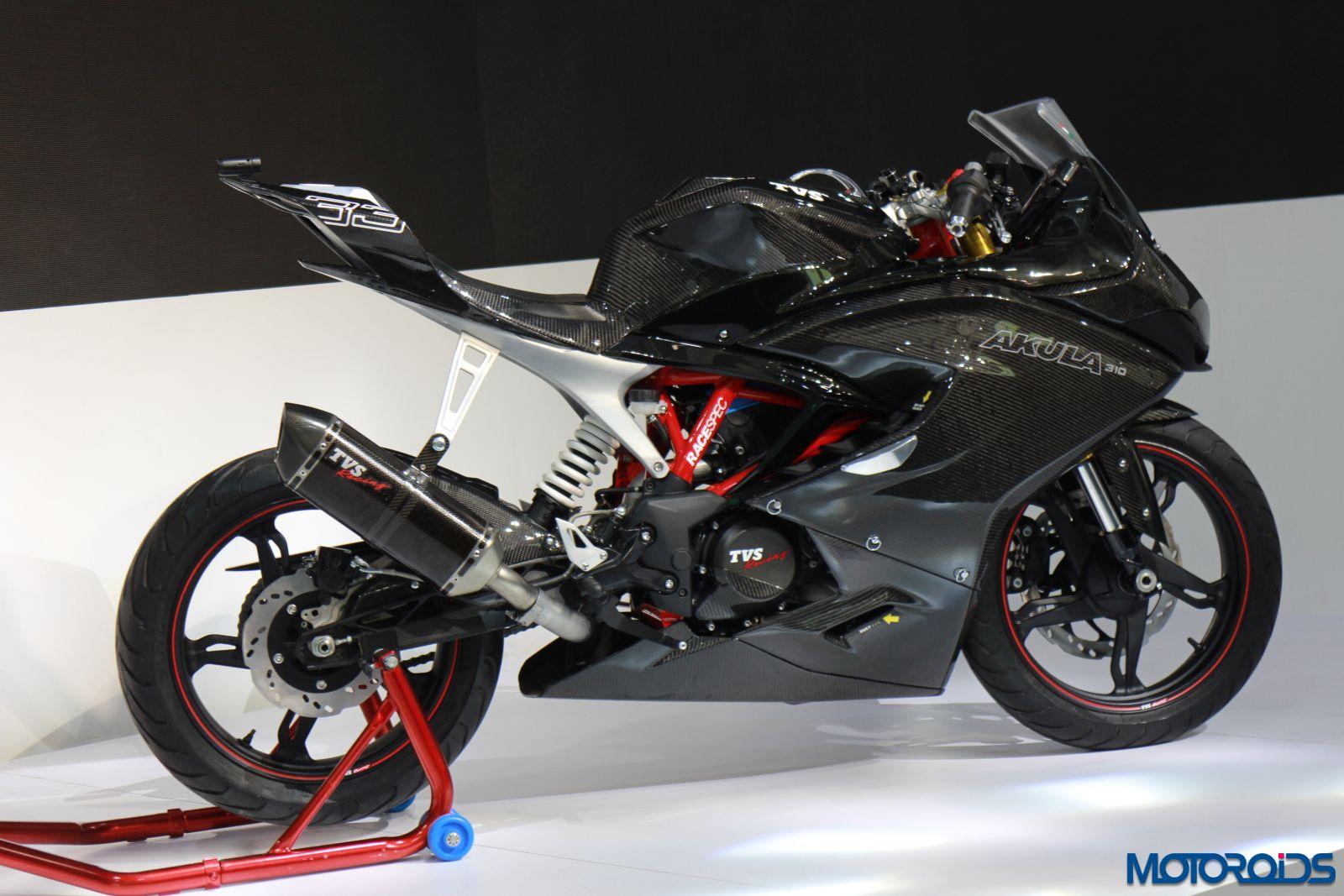 Auto Expo 2016 TVS Akula 310 Concept (5)