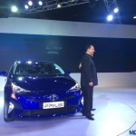 Auto Expo 2016 Toyota Prius 150x150 Auto Expo 2016: Toyota Prius plugs into India, to be launched soon