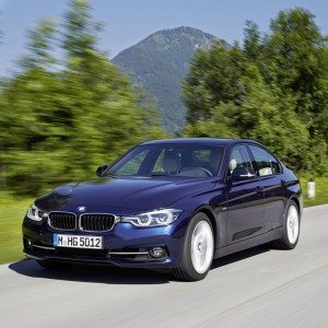 BMW 3 Series 12 300x300 Auto Expo 2016: BMW India showcases the new 3 Series following its launch