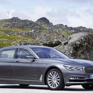 Bmw India Starts Assembling The All New Bmw 7 Series At