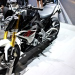 BMW G 310 R Auto Expo 2016 1 150x150 Auto Expo 2016: TVS BMW G 310 R showcased, no launch details revealed