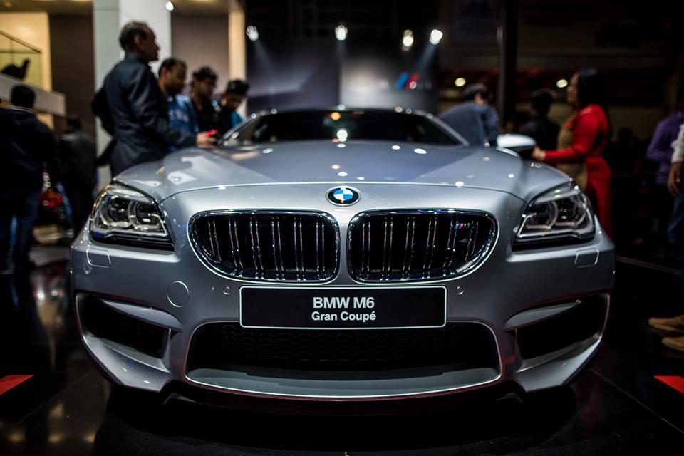 Auto Expo 2016: BMW India showcases the X3 M Sport, M4, M6 ...