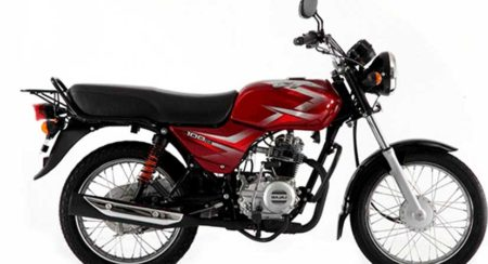 Bajaj CT100B - India Launch