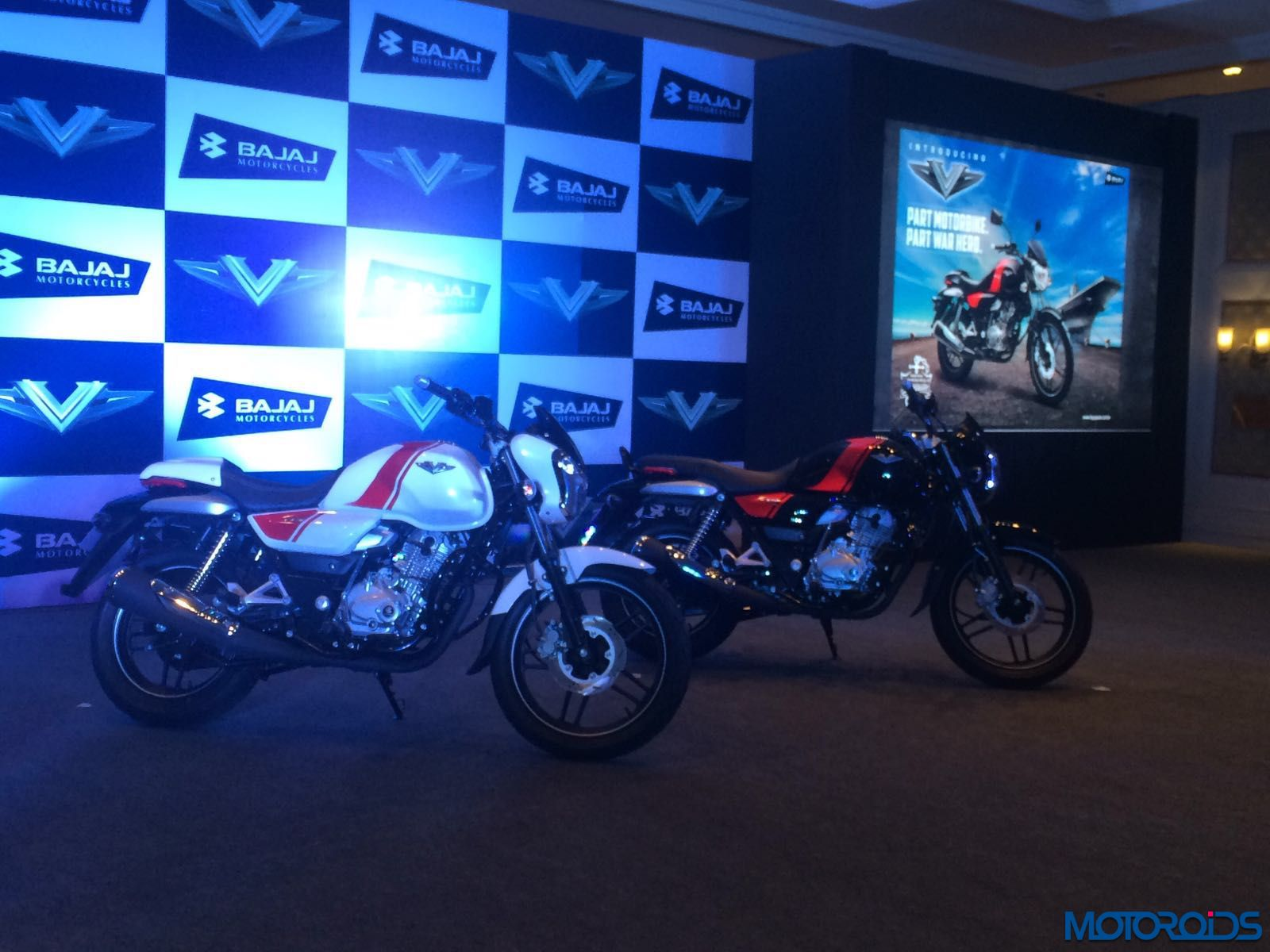 Bajaj V Launch - 10