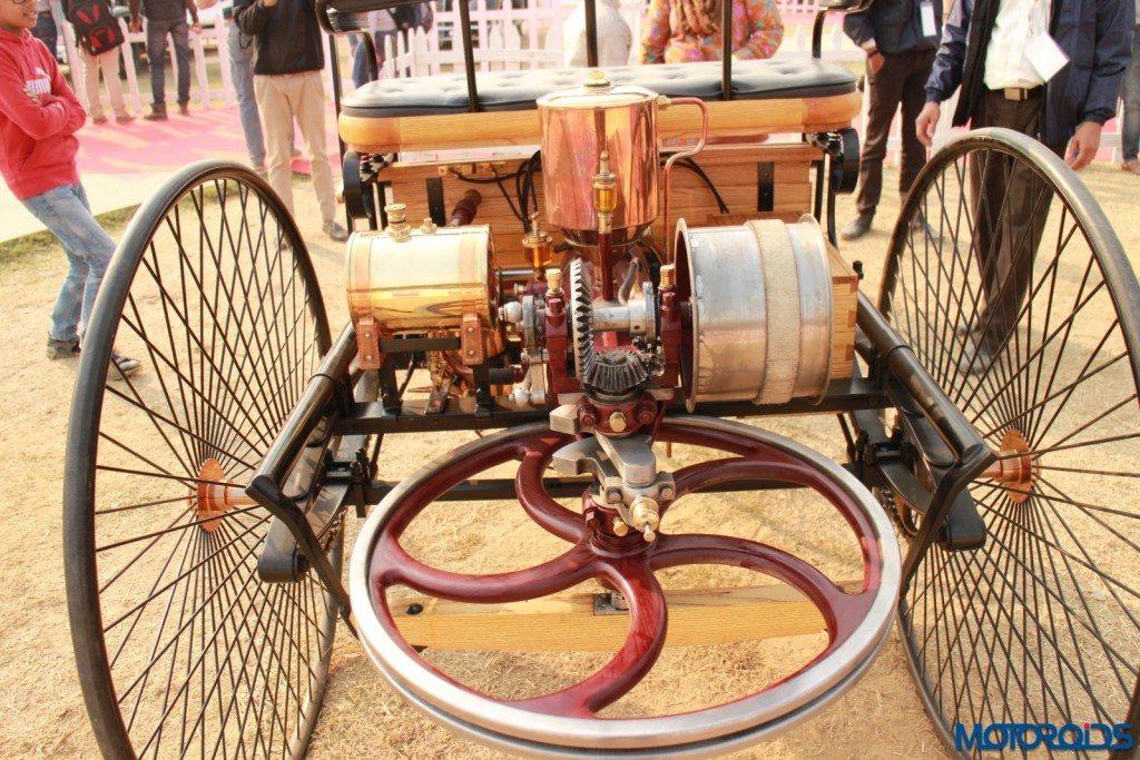 Benz Patent Motorwagen 04