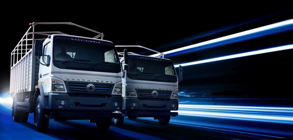 BharatBenz MD IN-POWER range of trucks (3)