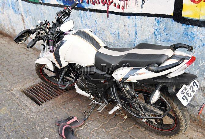 Biker killed in Mumbai - 2