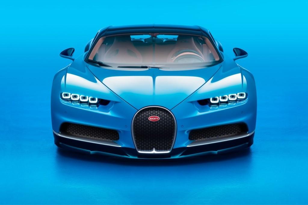 Bugatti Chiron (2)