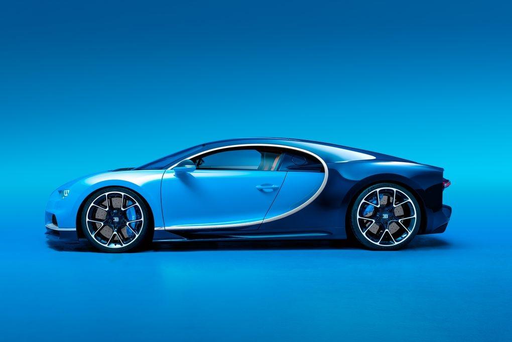 Bugatti Chiron (5)