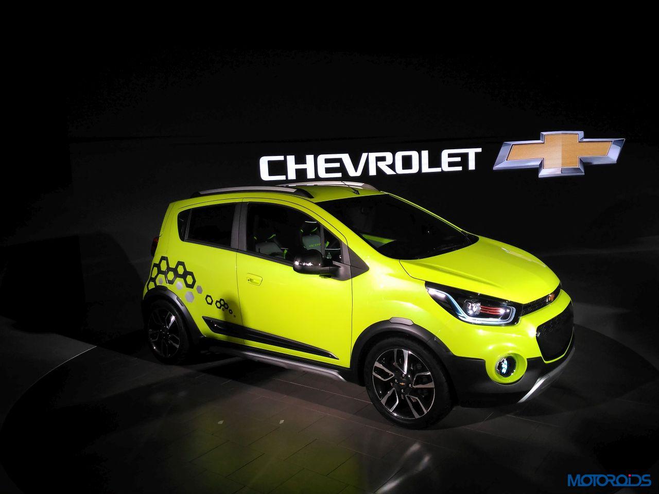 Chevrolet Beat Activ Essentia
