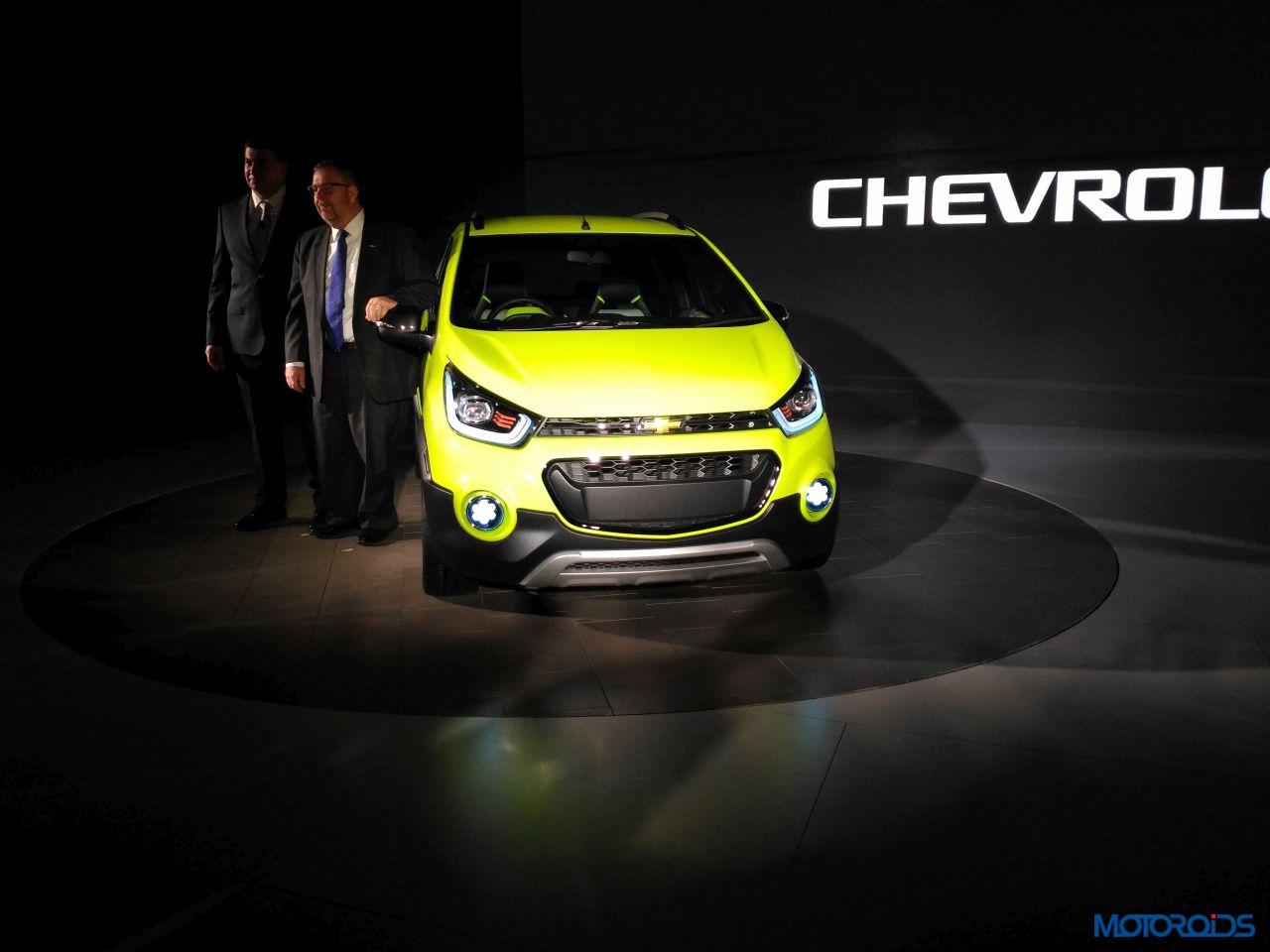 Chevrolet Beat Activ Auto Expo 2016 (20)