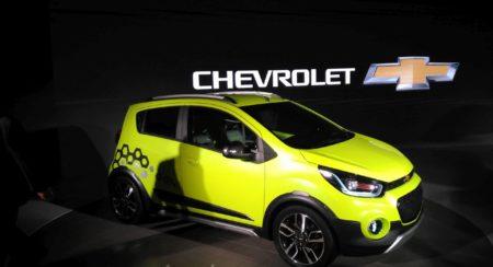 Chevrolet Beat Activ Auto Expo 2016 (22)