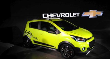 Chevrolet Beat Activ Auto Expo 2016 (23)