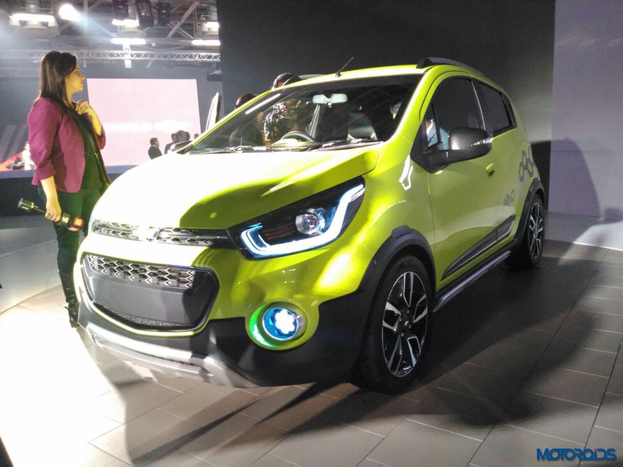 Chevrolet Beat Active interior exterior (7)