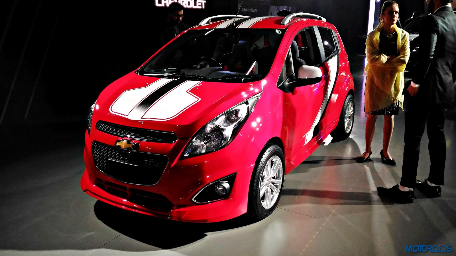 Chevrolet Beat Special Edition Auto Expo (2)