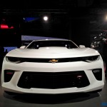 Chevrolet Camarao SS Auto Expo 2016 front 7 150x150 Auto Expo 2016 : Sixth Gen Camaro SS showcased, the Bumblebee is still a superstar of the show