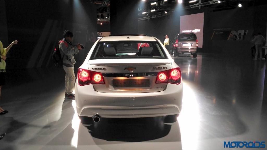 Chevrolet Cruze 2016 Auto Expo (14)