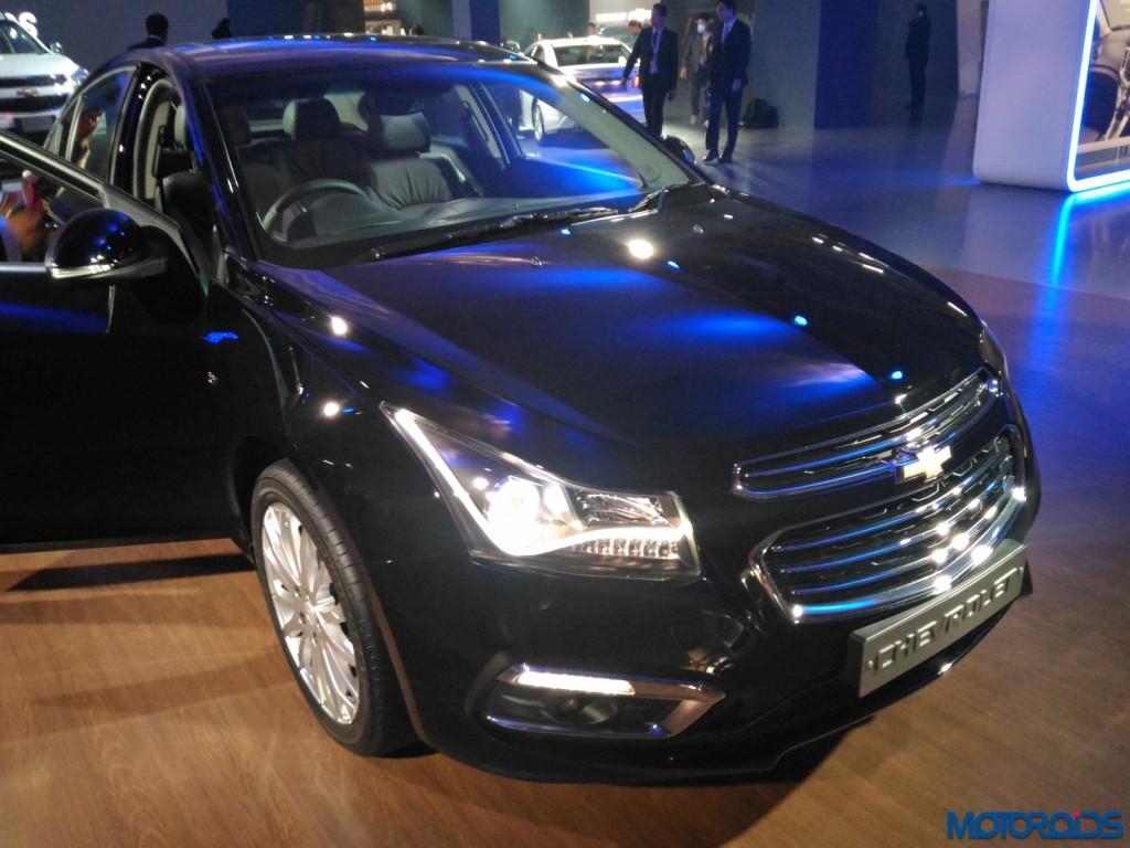 Chevrolet Cruze 2016 Auto Expo (20)