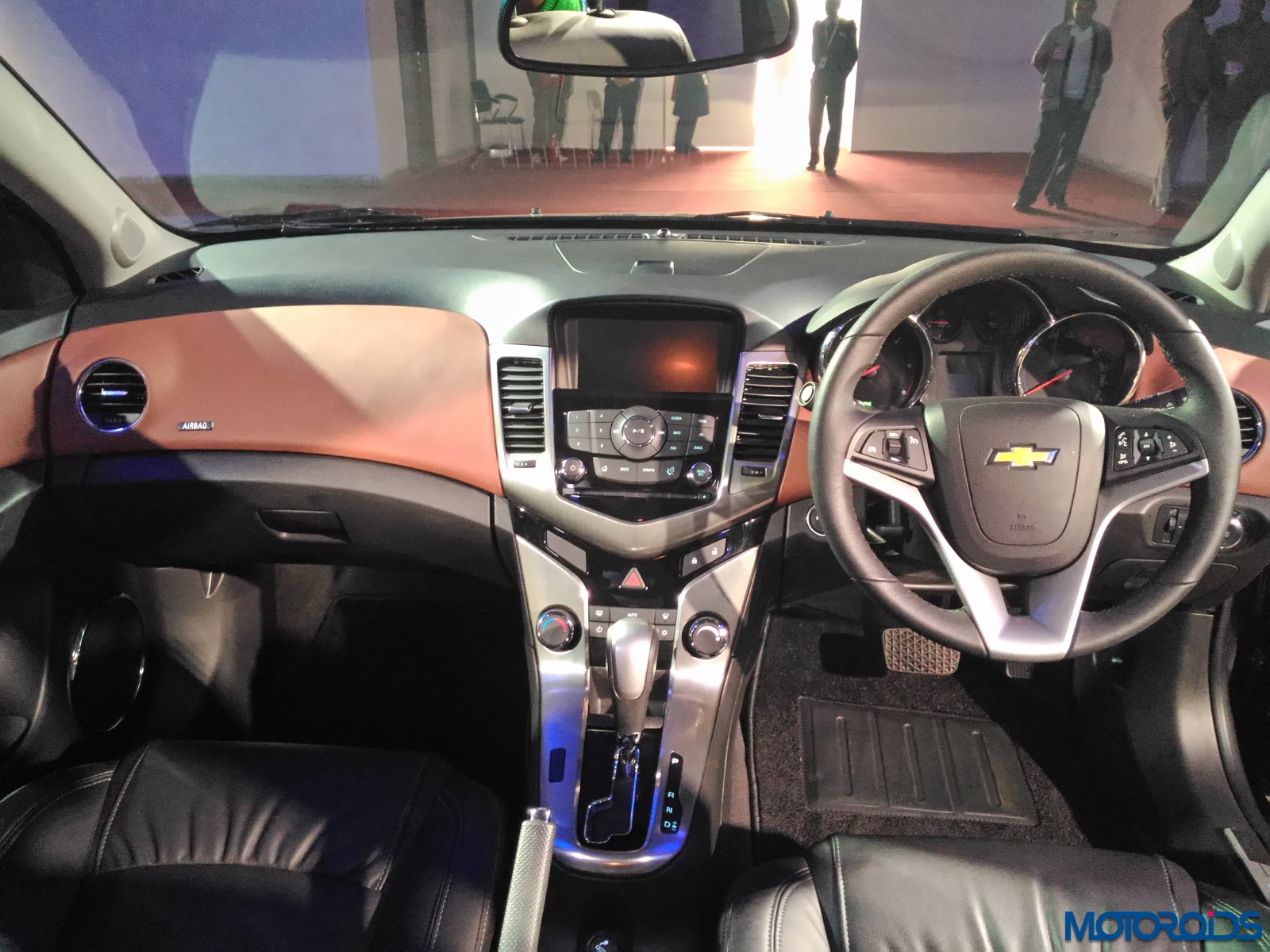 Chevrolet Cruze 2016 Auto Expo (21)