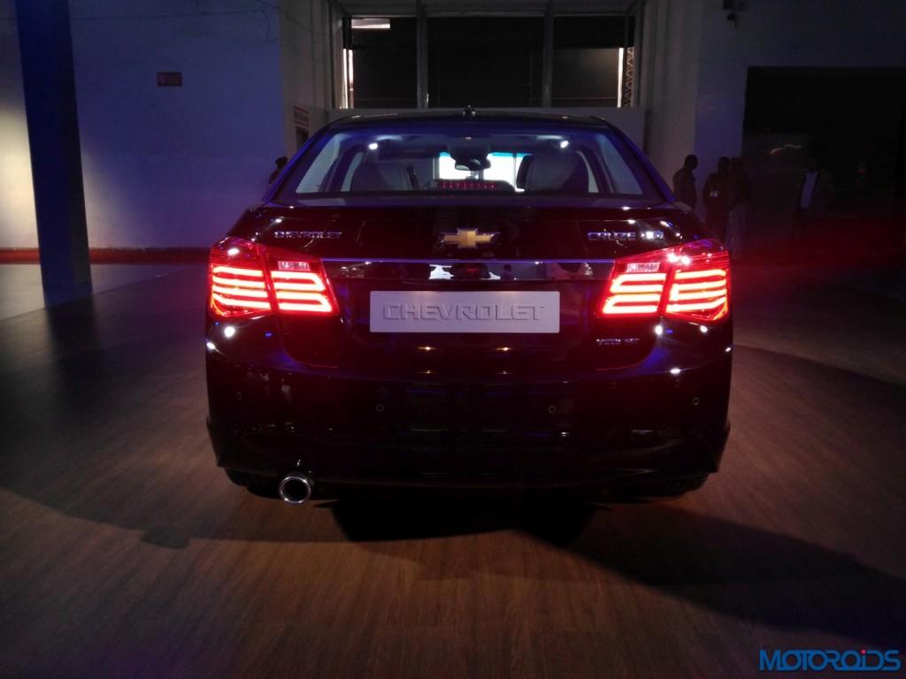 Chevrolet Cruze 2016 Auto Expo (27)