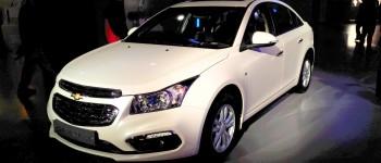 Chevrolet Cruze 2016 Auto Expo (4)